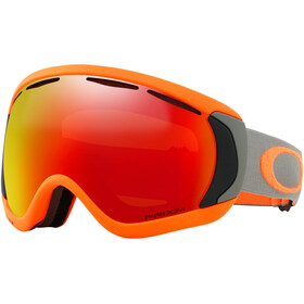 Oakley Canopy Snow Goggle Orange Dark Brush/Prizm Snow Torch Iridium